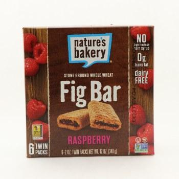 Nature's Fig Bar Raspberry
