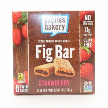 Fig Bar Strawberry Pack