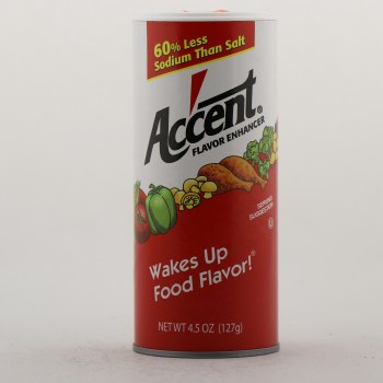 Accent Flavor Enhancer 4.5 oz