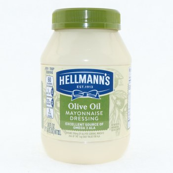 Hellmanns Mayo Olive Oil