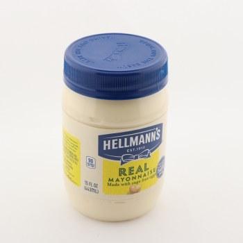 Hellmanns Regular Mayo