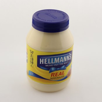 Hellmanns Real Mayonnaise Made With Cage Free Eggs Gluten Free 30 oz