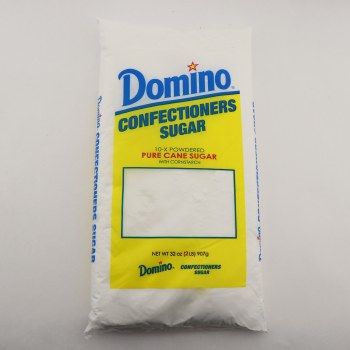 Domino powder sugar 32 oz