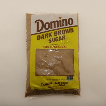 Domino Dark Sugar 2 lb
