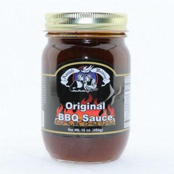 Amish Wed Original Bbq Sauce