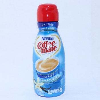 Coffee Mate French Vanilla Ff