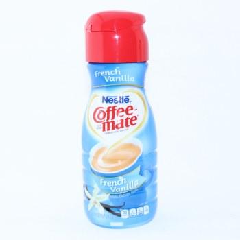 Nestle, Coffee Mate French Vanilla Creamer 16 oz