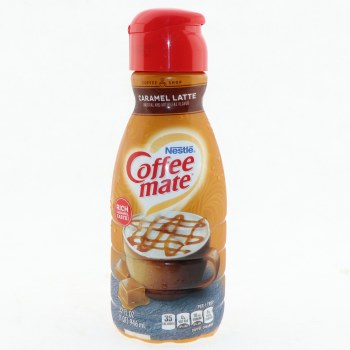 Coffee Mate Caramel Latte