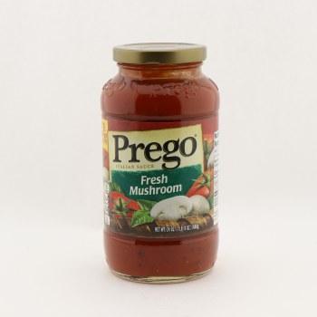 Prego Mushroom Sauce