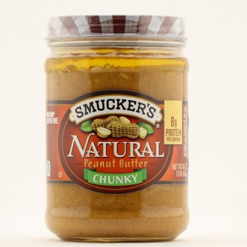 Smuckers Natural Chunky Pb