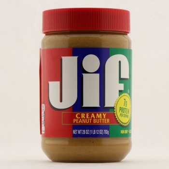 JIF Creamy Peanut Butter 1lb 28 oz