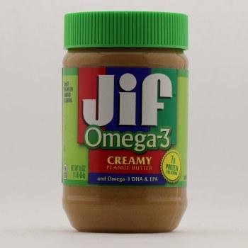 Jif Crunchy Peanut Bttr O3