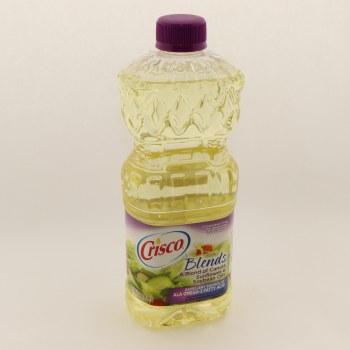 Crisco Natural Blend Oil