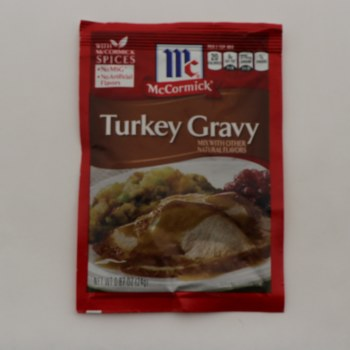Mccormick Turkey Gravy