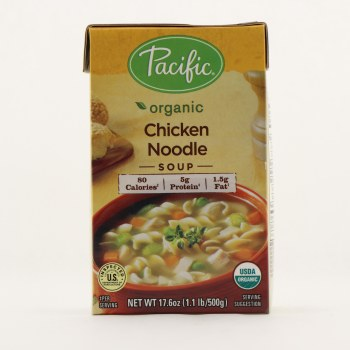 Pacific Chicken Noodle