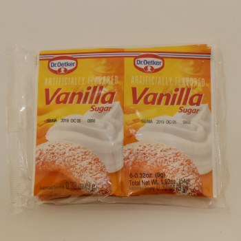 Dr Oetker Vanilla Sugar