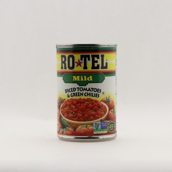 Rotel Mild Tomatoes Chiles
