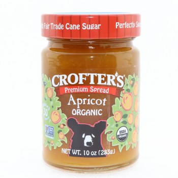 Crofters Org Apricot