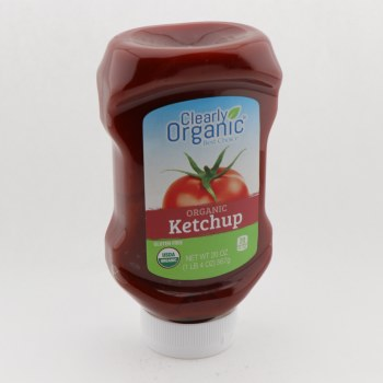 Clearly Org Ketchup