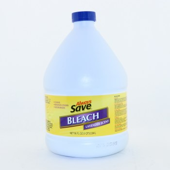 Always Save Bleach Lavander