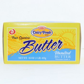 Dairy Fresh Unsalted Butter