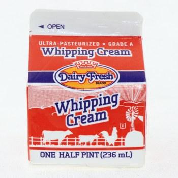 Dairy Fresh Whip Cream
