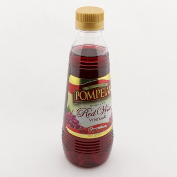 Pompeian Red Wine Vinegar 16 oz