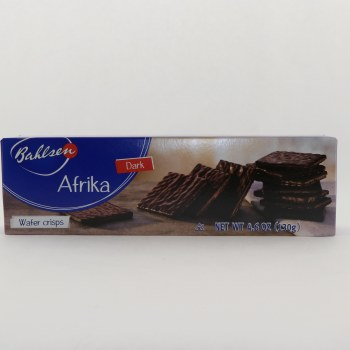 Bahlsen Afrika Dark Chocolate