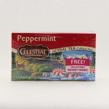 Celestial Peppermint Tea