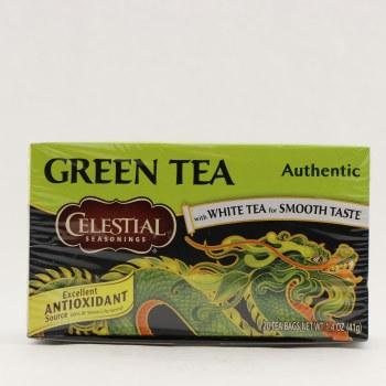 Celestial Authentic Green Tea
