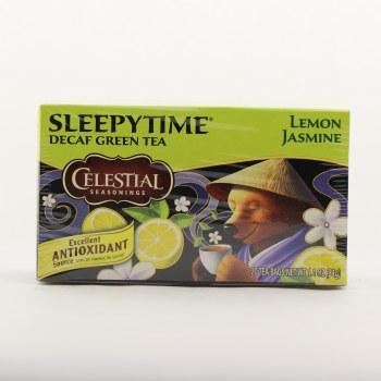 Celestial Sleepytime LemonTea 20 tea bags