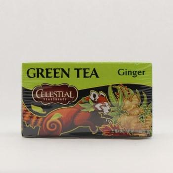 Celestial Green Tea