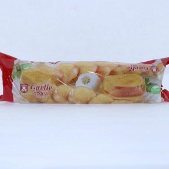 Coles Garlic Toast No Artificial Preservatives 12 Slices 14 oz