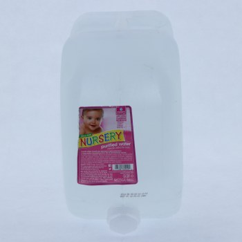 Nursery Purified Water