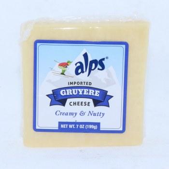 Alps Gruyere