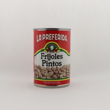 La Preferida whole pinto beans 15 oz