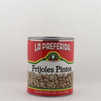La Preferida Frijoles Pinto 29 oz