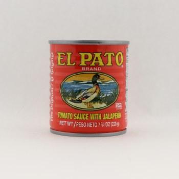 El Pato Tomato Sauce With Jalapeño 7.75 oz