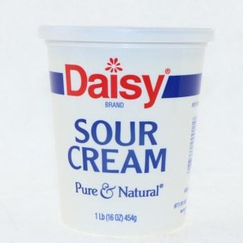 Daisy Sour Cream