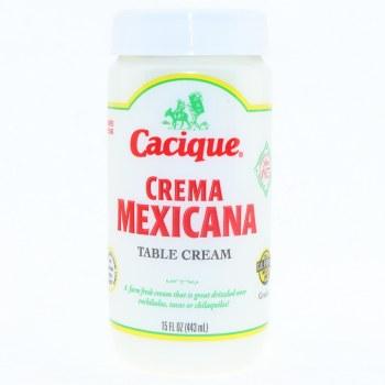 Cacique Mexicana Cream