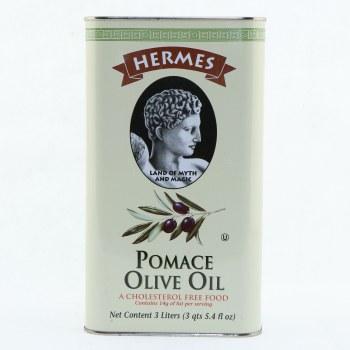 Hermes Pomace Olive Oil 3lt