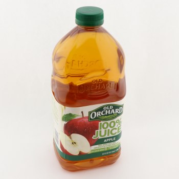 Old Orchard Apple Juice
