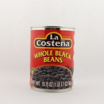 LC Whole Black Beans 19.75 oz