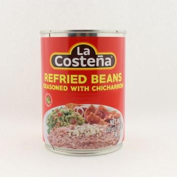Costena Rfed Beans W Chron