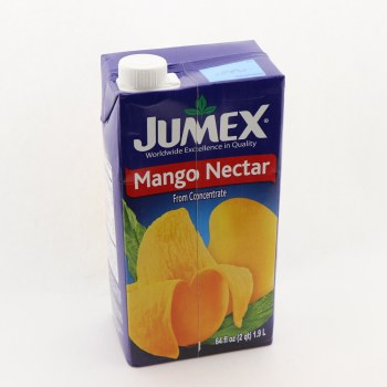 Jumex Mango Nectar from Concetrate