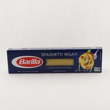 Barilla Spaghetti Rigati
