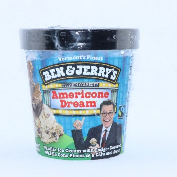 B&j Americone Dream