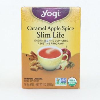 Yogi Caramel Apple Spice - HarvesTime Foods