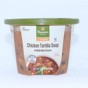 Panera Chicken Tortilla