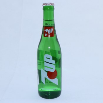 7UP Soda, 355 mL 12 oz